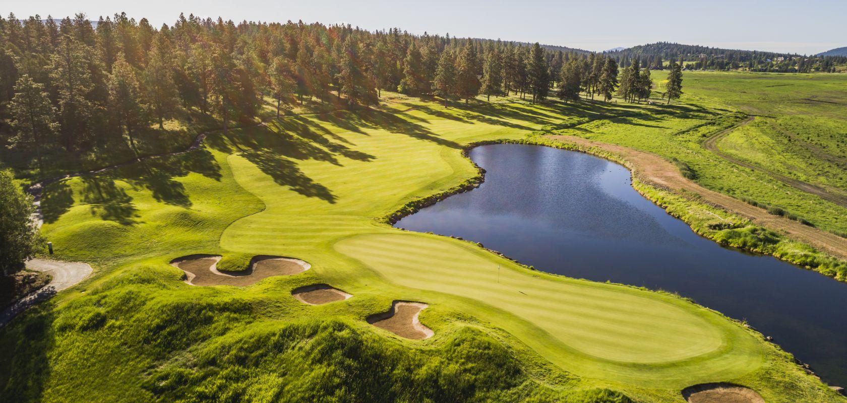Oregon Golf Courses Running Y Ranch Resort