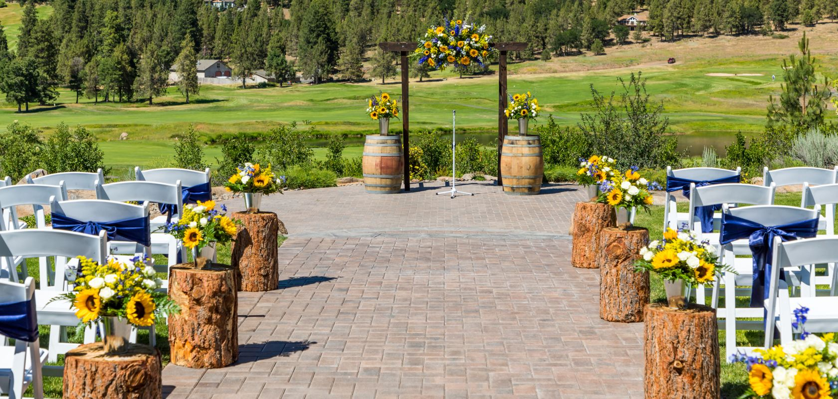 Oregon Wedding Venues   Running Y Ranch Resort