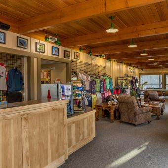 Sports & Fitness Center Gift Shop