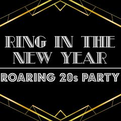 New Year's Eve - Roaring 20's Party