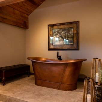Sandhill Spa Couple's Soaking Tub