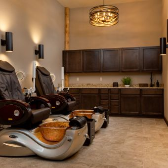 Sandhill Spa Pedicure Room